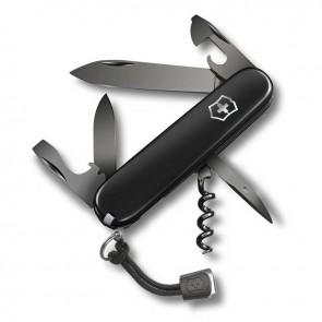Нож Swiss Army Spartan PS черный Victorinox