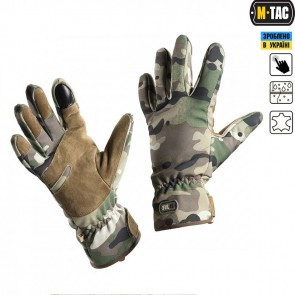 Перчатки Winter Tactical Waterproof Multicam M-TAC