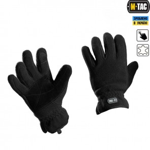 Перчатки  Winter Tactical Windblock 295 Black M-TAC
