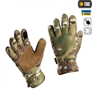 Перчатки Winter Tactical Windblock 295 Multicam M-TAC