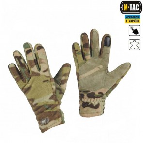 Перчатки Winter Tactical Windblock 380 Multicam M-TAC