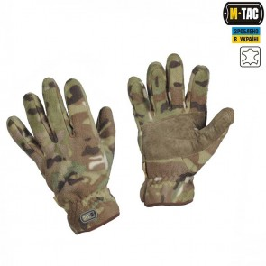 Перчатки Winter Windblock 295 Multicam M-TAC