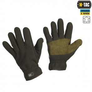 Перчатки Winter Windblock 295 Olive M-TAC