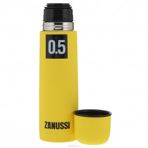 Термос 0,5L SS FlaskBX99 Yellow ZANUSSI