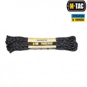 Паракорд 550 type III Thin Grey Line 30м M-TAC