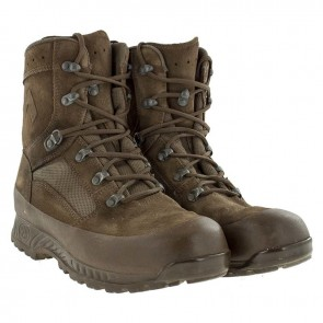 Берцы Boots Desert Combat High Brown HAIX б.у.