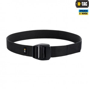 Ремень Berg Buckle Tactical Belt Black M-TAC