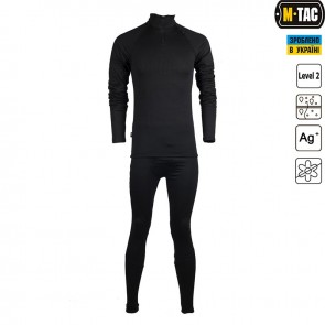 Термобелье Cold Gear Black M-TAC