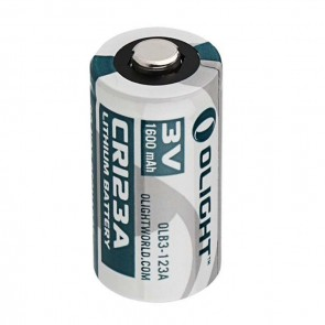Батарейка CR123A 3.0V,1600mAh Olight