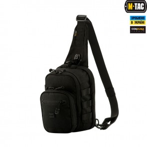 Сумка Cross Bag Elite Black M-TAC