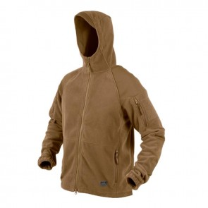 Куртка флисовая CUMULUS Heavy Fleece койот HELIKON