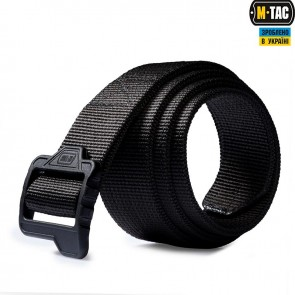 Ремень Double Duty Tactical Belt Black M-TAC
