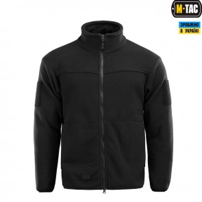 Кофта флисовая Fleece Cold Weather Black M-TAC