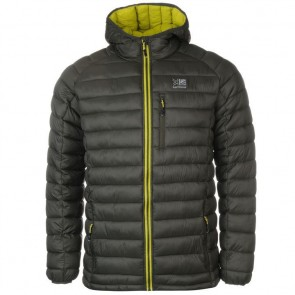 Куртка Hot Crag Insulated Jacket Mens GreenShade / Lime Karrimor