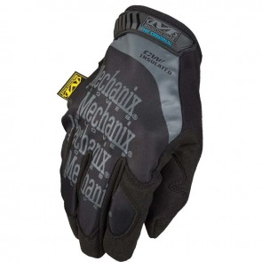 Перчатки INSULATED COLD WEATHER black Mechanix