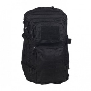 Рюкзак LARGE ASSAULT PACK LASER CUT BLACK M-TAC