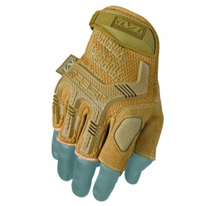 Перчатки M-Pact Fingerless Coyote Mechanix