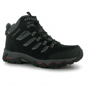 Обувь трекинговая Mount Mid Mens Walking Boots Black Karrimor