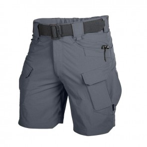 Шорты Outdoor Tactical 8,5 Nylon Shadow Grey HELIKON