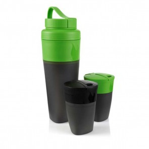 Набор туристический Pack-up Drink Kit Green / Black Light My Fire