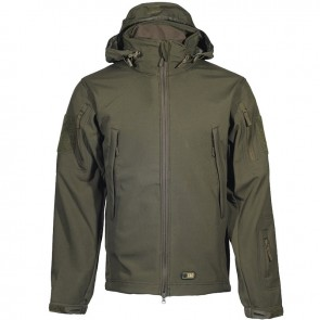 Куртка Soft Shell (Софтшелл) URBAN LEGION OD GREEN M-TAC