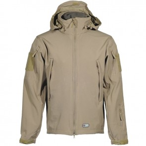 Куртка SoftShell (Софтшелл) URBAN LEGION TAN M-TAC