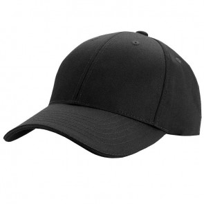 Бейсболка Uniform Hat Adjustable Black 5.11Tactical