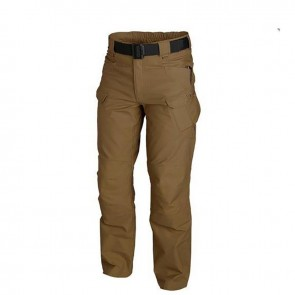 Брюки UTP Mud Brown PolyCotton R/S HELIKON