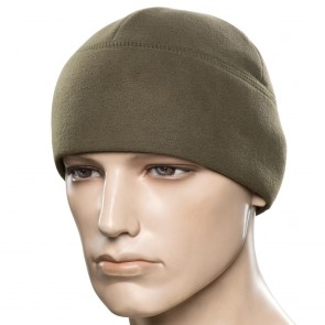 Шапка флисовая Watch Cap with SLIMTEX 260G Army Olive M-TAC