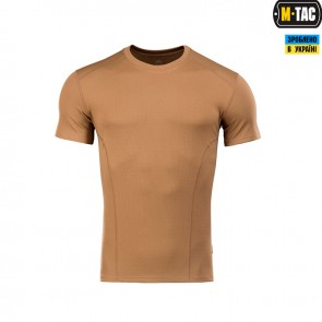 Футболка Cool-Max Athletic Coyote Brown M-TAC