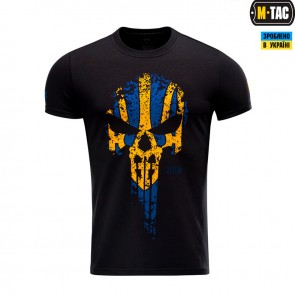 Футболка Месник Black/Yellow/Blue M-TAC