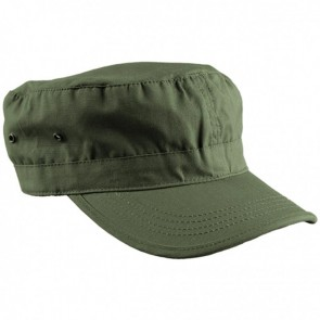 Кепка US BDU Olive Drab PolyCotton R/S HELIKON